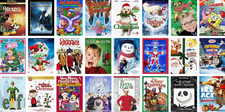 The 5 best Christmas Movies